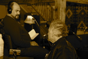 Eric Mingus and David Amram at Thundering Sky
