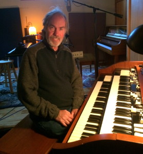 Bill Payne loves our 1965 Hammond A-100
