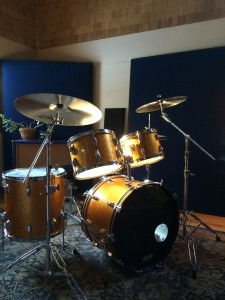 1967 Ludwig Drum Kit in beautiful condition